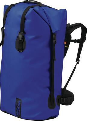 Black Canyon Dry Pack 115 L modrý