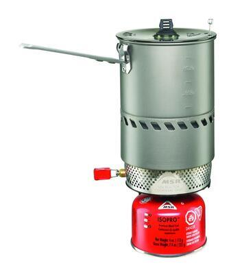 Reactor 1.0 L Stove System