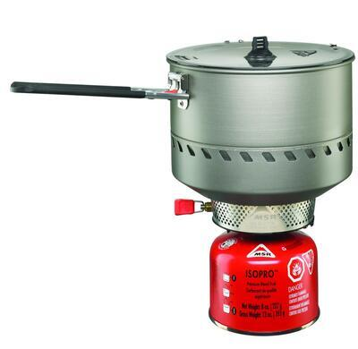 Reactor 2.5 L Stove System